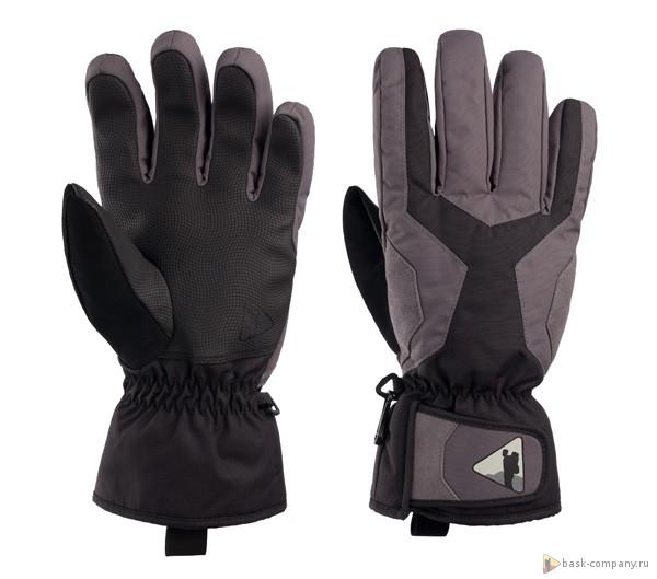 Перчатки BASK FREEFLY V2 4020aНепромокаемые рабочие перчатки c мембраной Porelle и утеплителем Hollofil.<br><br>Верхняя ткань: Polyester®, Neoprene<br>Внутренняя ткань: мягкий трикотаж<br>Карабин для пристегивания к одежде: Да<br>Материал усиления: PU<br>Откидной клапан: Нет<br>Регулировка шнуром с фиксатором: Нет<br>Световозвращающий кант: Нет<br>Усиление рабочей поверхности: Да<br>Утеплитель: Hollofil<br>Фиксация запястья: Да<br>Размер INT: XL<br>Цвет: ЧЕРНЫЙ