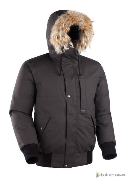 Пуховая куртка BASK TOBOL 3785Теплая зимняя куртка BASK TOBOL. Манжеты и низ куртки выполнены из шерсти плотной вязки.<br><br>&quot;Дышащие&quot; свойства: Да<br>Верхняя ткань: Advance® Alaska<br>Вес граммы: 1600<br>Вес утеплителя: 400<br>Ветро-влагозащитные свойства верхней ткани: Да<br>Ветрозащитная планка: Да<br>Ветрозащитная юбка: Нет<br>Влагозащитные молнии: Нет<br>Внутренние манжеты: Нет<br>Внутренняя ткань: Advance® Classic<br>Водонепроницаемость: 10000<br>Дублирующий центральную молнию клапан: Нет<br>Защитный козырёк капюшона: Нет<br>Капюшон: несъемный<br>Карман для средств связи: Нет<br>Количество внешних карманов: 3<br>Количество внутренних карманов: 3<br>Коллекция: Pole to Pole<br>Мембрана: Да<br>Объемный крой локтевой зоны: Да<br>Отстёгивающиеся рукава: Нет<br>Паропроницаемость: 5000<br>Показатель Fill Power (для пуховых изделий): 650<br>Пол: Муж.<br>Проклейка швов: Нет<br>Регулировка манжетов рукавов: Нет<br>Регулировка низа: Нет<br>Регулировка объёма капюшона: Да<br>Регулировка талии: Нет<br>Регулируемые вентиляционные отверстия: Нет<br>Световозвращающая лента: Нет<br>Температурный режим: -25<br>Технология Thermal Welding: Нет<br>Тип молнии: двухзамковая<br>Тип утеплителя: Натуральный<br>Усиление контактных зон: Нет<br>Утеплитель: гусиный пух<br>Размер RU: 50<br>Цвет: ЧЕРНЫЙ