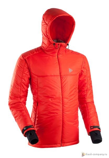 Куртка BASK PML ALTITUDE V2 4239AКуртки<br>Очень лёгкая и тёплая куртка для зимних скальных и ледовых восхождений в альпийском стиле.<br><br>Верхняя ткань: Advance® Superior<br>Вес граммы: 750<br>Ветро-влагозащитные свойства верхней ткани: Нет<br>Ветрозащитная планка: Нет<br>Ветрозащитная юбка: Нет<br>Влагозащитные молнии: Нет<br>Внутренние манжеты: Нет<br>Внутренняя ткань: Advance® Superior<br>Дублирующий центральную молнию клапан: Нет<br>Защитный козырёк капюшона: Нет<br>Капюшон: Несъемный<br>Карман для средств связи: Нет<br>Количество внешних карманов: 2<br>Количество внутренних карманов: 2<br>Мембрана: Нет<br>Объемный крой локтевой зоны: Да<br>Отстёгивающиеся рукава: Нет<br>Пол: Унисекс<br>Проклейка швов: Нет<br>Регулировка манжетов рукавов: Нет<br>Регулировка низа: Да<br>Регулировка объёма капюшона: Нет<br>Регулировка талии: Нет<br>Регулируемые вентиляционные отверстия: Нет<br>Световозвращающая лента: Нет<br>Температурный режим: -15<br>Технология Thermal Welding: Нет<br>Технология швов: Простые<br>Тип утеплителя: Синтетический<br>Ткань усиления: нет<br>Усиление контактных зон: Нет<br>Утеплитель: Shelter®Sport<br>Размер INT: M<br>Цвет: КРАСНЫЙ