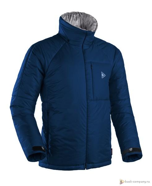 Куртка BASK ROCK V2 4240aСверхлёгкая куртка из легкой ветрозащитной ткани с синтетическим утеплителем Shelter&amp;reg; Sport может использоваться в качестве верхней одежды при условии физической активности, а также служить утепляющим слоем.<br><br>Верхняя ткань: Advance® Superior<br>Вес граммы: 640<br>Ветро-влагозащитные свойства верхней ткани: Да<br>Ветрозащитная планка: Да<br>Ветрозащитная юбка: Нет<br>Влагозащитные молнии: Нет<br>Внутренние манжеты: Нет<br>Внутренняя ткань: Advance® Superior<br>Водонепроницаемость: 5000<br>Дублирующий центральную молнию клапан: Нет<br>Защитный козырёк капюшона: Нет<br>Капюшон: убирается в воротник<br>Карман для средств связи: Нет<br>Количество внешних карманов: 3<br>Количество внутренних карманов: 2<br>Мембрана: нет<br>Объемный крой локтевой зоны: Да<br>Отстёгивающиеся рукава: Нет<br>Паропроницаемость: 5000<br>Пол: Унисекс<br>Проклейка швов: Нет<br>Регулировка манжетов рукавов: Да<br>Регулировка низа: Да<br>Регулировка объёма капюшона: Нет<br>Регулировка талии: Нет<br>Регулируемые вентиляционные отверстия: Нет<br>Световозвращающая лента: Нет<br>Температурный режим: -15<br>Технология Thermal Welding: Нет<br>Технология швов: простые<br>Тип молнии: двухзамковая влагостойкая<br>Тип утеплителя: синтетический<br>Усиление контактных зон: Нет<br>Утеплитель: Primaloft® Sport 100г/м2