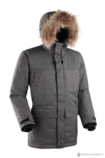 Куртка BASK SHL ARADAN 3802Куртки<br><br><br>Верхняя ткань: Advance® Alaska Soft Melange<br>Вес граммы: 1680<br>Ветро-влагозащитные свойства верхней ткани: Да<br>Ветрозащитная планка: Да<br>Ветрозащитная юбка: Нет<br>Влагозащитные молнии: Нет<br>Внутренние манжеты: Нет<br>Внутренняя ткань: Advance® Classic<br>Водонепроницаемость: 10000<br>Дублирующий центральную молнию клапан: Нет<br>Защитный козырёк капюшона: Нет<br>Капюшон: Несъемный<br>Карман для средств связи: Да<br>Количество внешних карманов: 5<br>Количество внутренних карманов: 2<br>Объемный крой локтевой зоны: Да<br>Отстёгивающиеся рукава: Нет<br>Паропроницаемость: 5000<br>Пол: Мужской<br>Проклейка швов: Нет<br>Регулировка манжетов рукавов: Да<br>Регулировка низа: Да<br>Регулировка объёма капюшона: Да<br>Регулировка талии: Нет<br>Регулируемые вентиляционные отверстия: Нет<br>Световозвращающая лента: Нет<br>Температурный режим: -20<br>Технология Thermal Welding: Нет<br>Тип молнии: Двухзамковая влагостойкая<br>Тип утеплителя: Синтетический<br>Усиление контактных зон: Нет<br>Утеплитель: Shelter®Sport<br>Размер RU: 46<br>Цвет: СЕРЫЙ