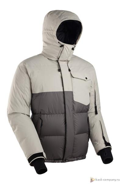 Пуховая куртка BASK NANDU 3893Универсальная очень теплая пуховая куртка с проклеенными швами и множеством функциональных деталей. Идеально подходит любителям катания в очень холодную погоду.<br><br>&quot;Дышащие&quot; свойства: Да<br>Верхняя ткань: Advance® Ecliptic<br>Ветро-влагозащитные свойства верхней ткани: Да<br>Ветрозащитная планка: Нет<br>Ветрозащитная юбка: Да<br>Влагозащитные молнии: Нет<br>Внутренние манжеты: Да<br>Внутренняя ткань: Advance® Classic<br>Водонепроницаемость: 20000<br>Дублирующий центральную молнию клапан: Да<br>Защитный козырёк капюшона: Нет<br>Капюшон: отстегивается<br>Карман для средств связи: Нет<br>Количество внешних карманов: 3<br>Количество внутренних карманов: 2<br>Мембрана: Gelanots®<br>Объемный крой локтевой зоны: Да<br>Отстёгивающиеся рукава: Нет<br>Паропроницаемость: 15000<br>Показатель Fill Power (для пуховых изделий): 650<br>Пол: Муж.<br>Проклейка швов: Да<br>Регулировка манжетов рукавов: Да<br>Регулировка низа: Да<br>Регулировка объёма капюшона: Да<br>Регулировка талии: Да<br>Регулируемые вентиляционные отверстия: Да<br>Световозвращающая лента: Нет<br>Температурный режим: -25<br>Технология Thermal Welding: Нет<br>Усиление контактных зон: Нет<br>Утеплитель: гусиный пух<br>Размер INT: L<br>Цвет: НЕИЗВЕСТНЫЙ