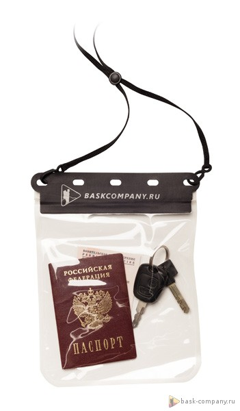 Гермокошелек BASK WP POUCH M 5208