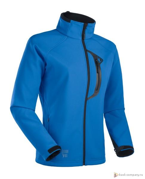 Куртка BASK TIDY Lady 3884Приталенная куртка из Advance&amp;reg; Soft Shell. Сочетает в себе защитные функции штормовой куртки и комфорт мягкого флиса.&amp;nbsp;<br><br>Верхняя ткань: Advance® Soft Shell<br>Вес граммы: 590<br>Ветро-влагозащитные свойства верхней ткани: Нет<br>Ветрозащитная планка: Нет<br>Ветрозащитная юбка: Нет<br>Влагозащитные молнии: Нет<br>Внутренние манжеты: Нет<br>Дублирующий центральную молнию клапан: Нет<br>Защитный козырёк капюшона: Нет<br>Капюшон: Нет<br>Карман для средств связи: Нет<br>Количество внешних карманов: 3<br>Объемный крой локтевой зоны: Нет<br>Отстёгивающиеся рукава: Нет<br>Пол: Жен.<br>Проклейка швов: Нет<br>Регулировка манжетов рукавов: Да<br>Регулировка низа: Да<br>Регулировка объёма капюшона: Нет<br>Регулировка талии: Нет<br>Регулируемые вентиляционные отверстия: Нет<br>Световозвращающая лента: Нет<br>Технология Thermal Welding: Нет<br>Тип молнии: влагостойкая ламинированная<br>Усиление контактных зон: Нет<br>Размер INT: L<br>Цвет: ГОЛУБОЙ
