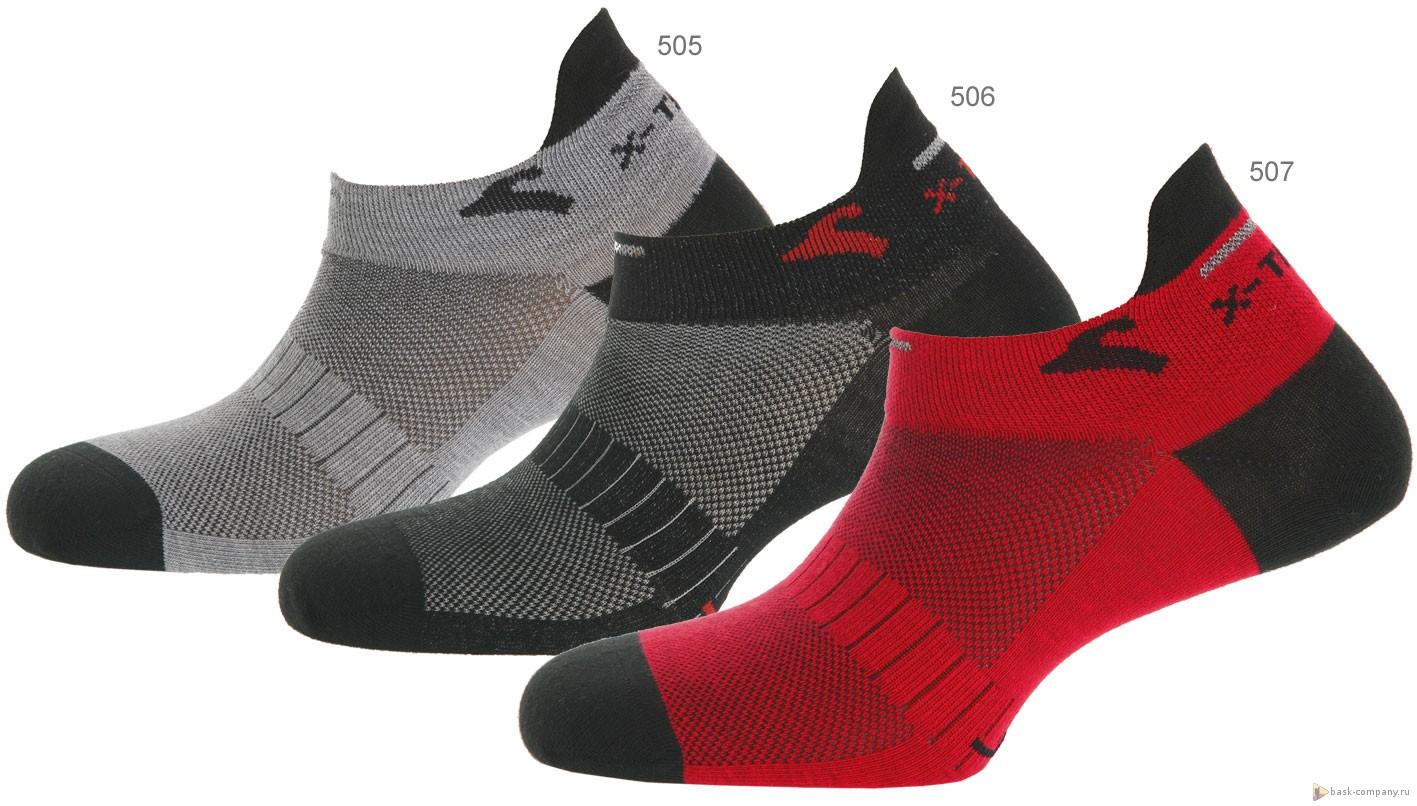 Носки Boreal X-TRAIL COOX b507Укороченная версия носков для бега по пересеченной местности. Предназначены для жаркой погоды, ультралегкие, отлично отводят влагу. Светоотражающие нити для ночного бега.<br><br>Пол: Унисекс