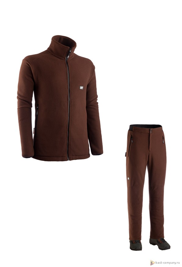 Костюм HRT BEAR POINT SUIT h5465Охотничья куртка и брюки из ткани Polartec® 200 для весны и осени.<br><br>Анатомический покрой локтевого сгиба и зоны коленей: Нет<br>Верхняя ткань: Polartec 200<br>Вес граммы: 930<br>Влагозащитные свойства: Нет<br>Внутренние манжеты: Нет<br>Количество карманов: 4<br>Наличие мембраны: Нет<br>Отстегивающийся задний клапан: Нет<br>Пол: Унисекс<br>Регулировка пояса: Да<br>Регулируемые бретели: Нет<br>Регулируемые вентиляционные отверстия: Нет<br>Светоотражающая лента: Нет<br>Снегозащитные муфты: Нет<br>Съемные защитные вкладыши: Нет<br>Технология Thermal Welding: Нет<br>Тип молнии: однозамковая<br>Тип шва: простой<br>Усиление контактных зон: Нет<br>Усиление швов закрепками: Нет