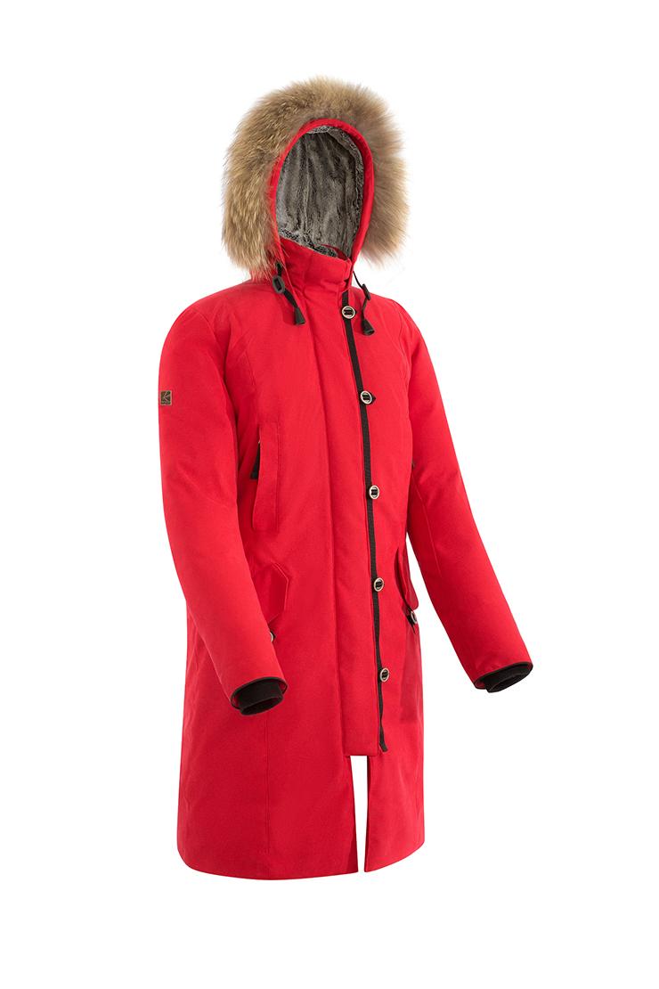 Куртка BASK HATANGA V2 1464V2Куртки<br>Теплое пуховое женское пальто серии «За Полярным Кругом».Последние изменения:1.Увеличен капюшон (под зимнюю шапку)2.Увеличен обхват горловины и воротника3.Скорректирована посадка плечевых швов (укорочены) , верх рукава дополнительно утеплен синтетическим утеплителем.Внимание! Цена на куртку указана без стоимости опушки. Опушки из натурального и искусственного меха продаются отдельно.<br><br>&quot;Дышащие&quot; свойства: Да<br>Верхняя ткань: Advance® Alaska<br>Вес граммы: 1700<br>Ветро-влагозащитные свойства верхней ткани: Да<br>Ветрозащитная планка: Да<br>Влагозащитные молнии: Нет<br>Внутренние манжеты: Да<br>Внутренняя ткань: Advance® Classic<br>Водонепроницаемость: 5000<br>Дублирующий центральную молнию клапан: Да<br>Мембрана: Да<br>Паропроницаемость: 10000<br>Регулировка манжетов рукавов: Нет<br>Регулировка низа: Нет<br>Регулировка объёма капюшона: Да<br>Регулировка талии: Да<br>Температурный режим: -25<br>Технология Thermal Welding: Нет<br>Технология швов: Простые<br>Тип утеплителя: Натуральный<br>Ткань усиления: Cordura® 300<br>Усиление контактных зон: Да<br>Утеплитель: Гусиный пух 80%, Перо 20%, FP 650+, 334 г<br>Размер RU: 44<br>Цвет: ОРАНЖЕВЫЙ