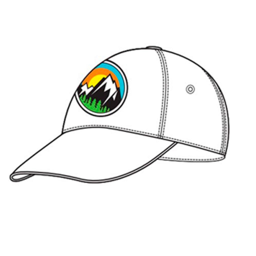 Бейсболка BASK SUN HAT 2415, SUN HAT