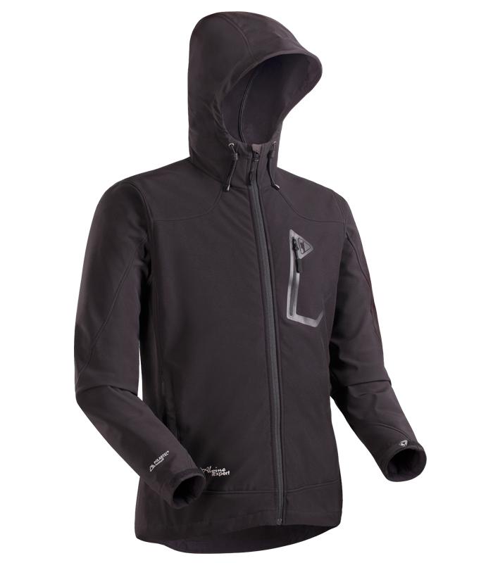Куртка BASK TORNADO NEOSHELL 4954bКомфортная&amp;nbsp;куртка из материала Softshell с лаконичным дизайном из высокотехнологичной ткани Polartec® NEOSHELL с превосходными характеристиками.<br><br>Верхняя ткань: Polartec® NeoShell<br>Вес граммы: 720<br>Ветро-влагозащитные свойства верхней ткани: Да<br>Ветрозащитная планка: Да<br>Ветрозащитная юбка: Нет<br>Влагозащитные молнии: Да<br>Внутренние манжеты: Нет<br>Внутренняя ткань: не применимо<br>Водонепроницаемость: 10000<br>Дублирующий центральную молнию клапан: Нет<br>Защитный козырёк капюшона: Да<br>Капюшон: несъемный<br>Карман для средств связи: Нет<br>Количество внешних карманов: 3<br>Количество внутренних карманов: 1<br>Мембрана: NeoShell<br>Объемный крой локтевой зоны: Да<br>Отстёгивающиеся рукава: Нет<br>Паропроницаемость: 20000<br>Пол: Муж.<br>Проклейка швов: Нет<br>Размеры: S - XXL<br>Регулировка манжетов рукавов: Да<br>Регулировка низа: Да<br>Регулировка объёма капюшона: Да<br>Регулировка талии: Нет<br>Регулируемые вентиляционные отверстия: Нет<br>Световозвращающая лента: Нет<br>Технология Thermal Welding: Да<br>Технология швов: простые<br>Тип молнии: однозамковая влагостойкая<br>Ткань усиления: Polartec®NeoShell<br>Усиление контактных зон: Да<br>Размер INT: XL<br>Цвет: ЧЕРНЫЙ