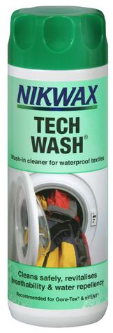 Средство для стирки Nikwax Tech Wash 300 ml N18100
