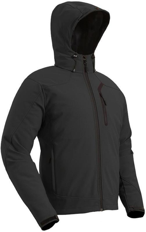 Куртка BASK TORNADO V2 4954aКомфортная куртка из SoftShell с лаконичным дизайном. Защитит от ветра и дождя.<br><br>Верхняя ткань: Resist® Softshell Dry<br>Вес граммы: 730<br>Ветро-влагозащитные свойства верхней ткани: Да<br>Ветрозащитная планка: Да<br>Ветрозащитная юбка: Нет<br>Влагозащитные молнии: Да<br>Внутренние манжеты: Нет<br>Внутренняя ткань: не применимо<br>Водонепроницаемость: 15000<br>Дублирующий центральную молнию клапан: Нет<br>Защитный козырёк капюшона: Да<br>Капюшон: несъемный<br>Карман для средств связи: Нет<br>Количество внешних карманов: 3<br>Количество внутренних карманов: 1<br>Мембрана: Resist<br>Объемный крой локтевой зоны: Да<br>Отстёгивающиеся рукава: Нет<br>Паропроницаемость: 15000<br>Пол: Муж.<br>Проклейка швов: Нет<br>Регулировка манжетов рукавов: Да<br>Регулировка низа: Да<br>Регулировка объёма капюшона: Да<br>Регулировка талии: Нет<br>Регулируемые вентиляционные отверстия: Нет<br>Световозвращающая лента: Нет<br>Технология Thermal Welding: Да<br>Технология швов: простые<br>Тип молнии: однозамковая влагостойкая<br>Ткань усиления: Resist® Softshell Dry<br>Усиление контактных зон: Да<br>Размер INT: XS<br>Цвет: ЧЕРНЫЙ
