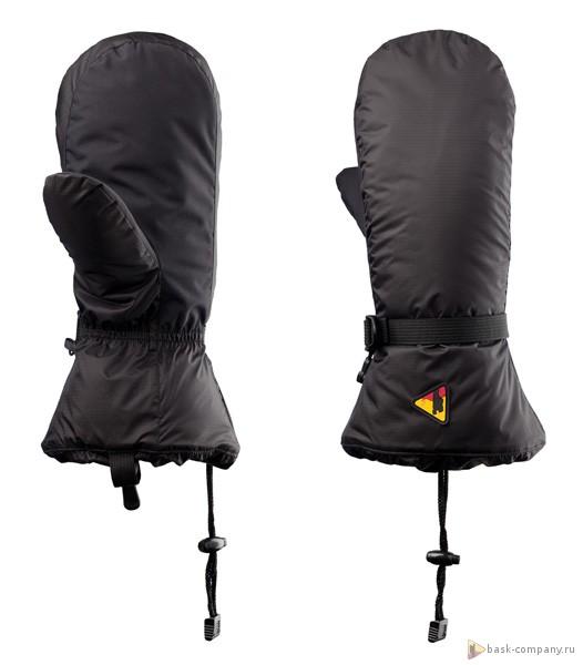 Рукавицы BASK BROOKS-SHL 6161bРукавицы из мембранного материала с утеплителем премиум-класса Shelter&amp;reg;Sport.<br><br>Верхняя ткань: Nylon Polyester Hipol<br>Внутренняя ткань: мягкий трикотаж<br>Карабин для пристегивания к одежде: Да<br>Материал усиления: PolyOxford 600<br>Откидной клапан: Нет<br>Регулировка шнуром с фиксатором: Да<br>Световозвращающий кант: Нет<br>Усиление рабочей поверхности: Да<br>Утеплитель: Shelter®Sport 200<br>Фиксация запястья: Да<br>Размер INT: M<br>Цвет: ЧЕРНЫЙ