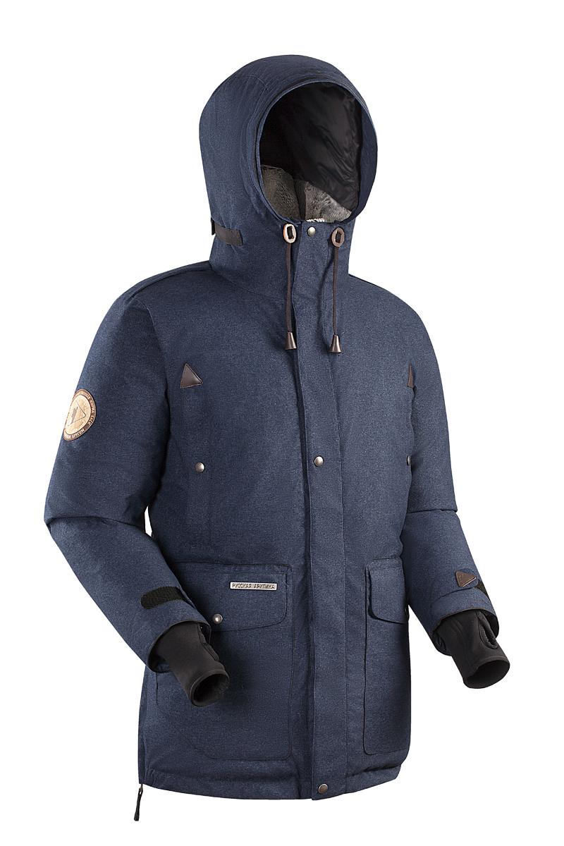Пуховая куртка BASK PUTORANA SOFT 3774AКуртки<br><br><br>Верхняя ткань: Advance® Alaska Soft Melange<br>Вес граммы: 1920<br>Вес утеплителя: 400<br>Ветро-влагозащитные свойства верхней ткани: Да<br>Ветрозащитная планка: Да<br>Ветрозащитная юбка: Нет<br>Влагозащитные молнии: Нет<br>Внутренние манжеты: Да<br>Внутренняя ткань: Advance® Classic<br>Водонепроницаемость: 10000<br>Дублирующий центральную молнию клапан: Да<br>Защитный козырёк капюшона: Нет<br>Капюшон: Несъемный<br>Карман для средств связи: Нет<br>Количество внешних карманов: 8<br>Количество внутренних карманов: 2<br>Мембрана: Да<br>Объемный крой локтевой зоны: Нет<br>Отстёгивающиеся рукава: Нет<br>Паропроницаемость: 5000<br>Показатель Fill Power (для пуховых изделий): 650<br>Пол: Мужской<br>Проклейка швов: Нет<br>Регулировка манжетов рукавов: Да<br>Регулировка низа: Нет<br>Регулировка объёма капюшона: Да<br>Регулировка талии: Да<br>Регулируемые вентиляционные отверстия: Нет<br>Световозвращающая лента: Нет<br>Температурный режим: -35<br>Технология Thermal Welding: Нет<br>Технология швов: Простые<br>Тип молнии: Двухзамковая<br>Ткань усиления: нет<br>Усиление контактных зон: Нет<br>Утеплитель: Гусиный пух<br>Размер RU: 50<br>Цвет: ЧЕРНЫЙ