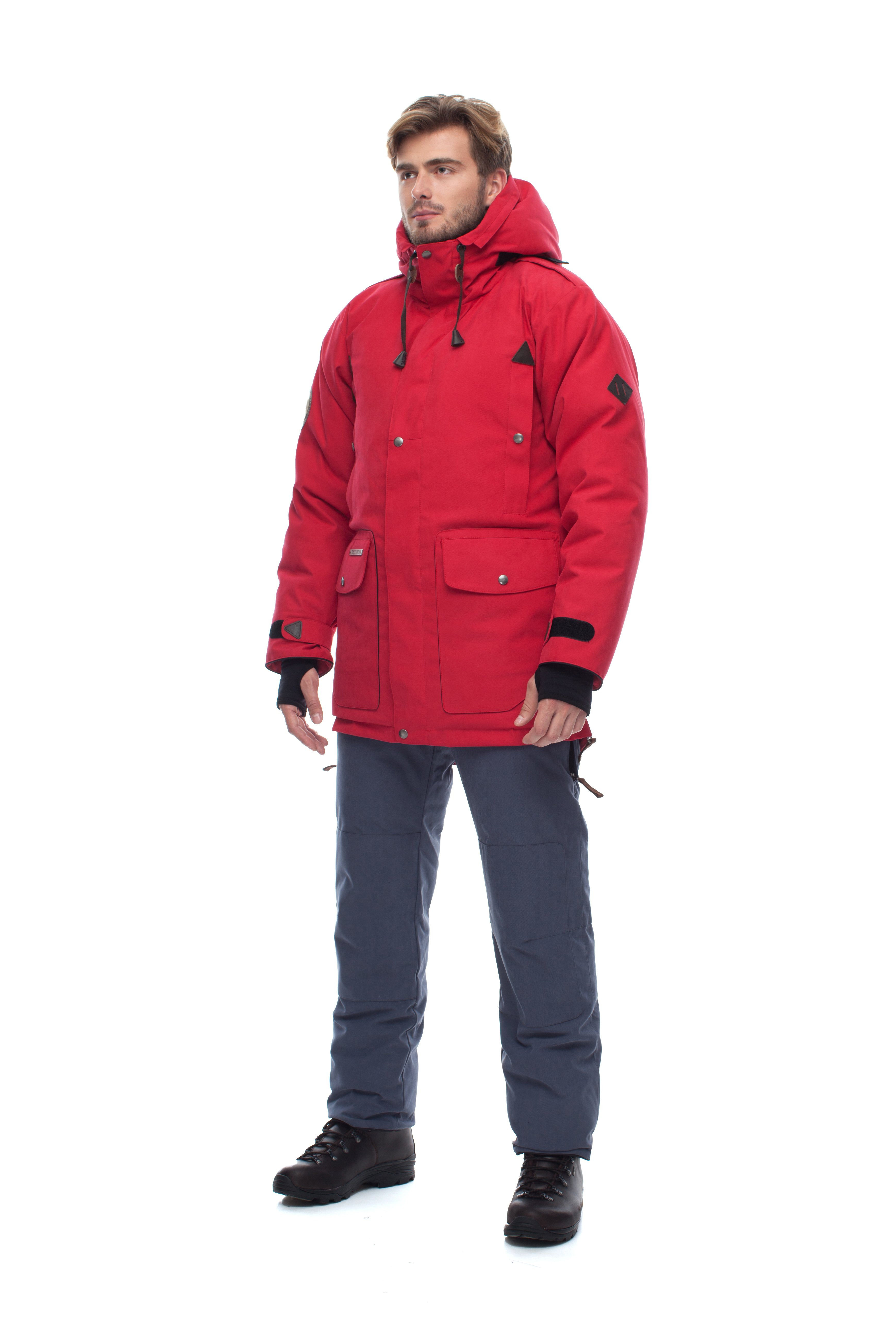 Куртка BASK SHL YENISEY 1473Теплая мужская парка c синтетическим утеплителем премиум класса Shelter&amp;reg;Sport.&amp;nbsp;<br><br>&quot;Дышащие&quot; свойства: Да<br>Верхняя ткань: Advance® Alaska<br>Вес граммы: 1680<br>Вес утеплителя: 400<br>Ветро-влагозащитные свойства верхней ткани: Да<br>Ветрозащитная планка: Да<br>Ветрозащитная юбка: Нет<br>Влагозащитные молнии: Нет<br>Внутренние манжеты: Да<br>Внутренняя ткань: Advance® Classic<br>Водонепроницаемость: 5000<br>Дублирующий центральную молнию клапан: Да<br>Защитный козырёк капюшона: Нет<br>Капюшон: Несъемный<br>Карман для средств связи: Нет<br>Количество внешних карманов: 8<br>Количество внутренних карманов: 2<br>Коллекция: Pole to Pole<br>Мембрана: Да<br>Объемный крой локтевой зоны: Нет<br>Отстёгивающиеся рукава: Нет<br>Паропроницаемость: 5000<br>Пол: Мужской<br>Проклейка швов: Нет<br>Регулировка манжетов рукавов: Да<br>Регулировка низа: Нет<br>Регулировка объёма капюшона: Да<br>Регулировка талии: Да<br>Регулируемые вентиляционные отверстия: Нет<br>Световозвращающая лента: Нет<br>Температурный режим: -35<br>Технология Thermal Welding: Нет<br>Технология швов: Простые<br>Тип молнии: Двухзамковая<br>Тип утеплителя: Синтетический<br>Ткань усиления: Нет<br>Усиление контактных зон: Нет<br>Утеплитель: Shelter Sport®<br>Размер RU: 44<br>Цвет: ЧЕРНЫЙ