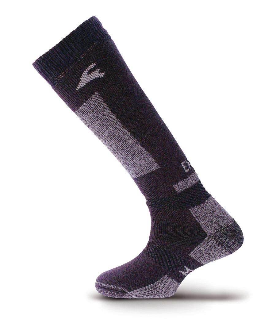 Носки Boreal EXPE THERMOLITE B680Удлиненные спортивные носки-гольфы плотного плетения для очень холодной погоды.<br><br>Внутренняя ткань: не применимо<br>Материал: 58% Thermolite; 28% Wool; 10% Polyamide; 2% Lycra; 2% Elastane<br>Пол: Унисекс<br>Усиление: неприменимо<br>Размер INT: M<br>Цвет: СИНИЙ