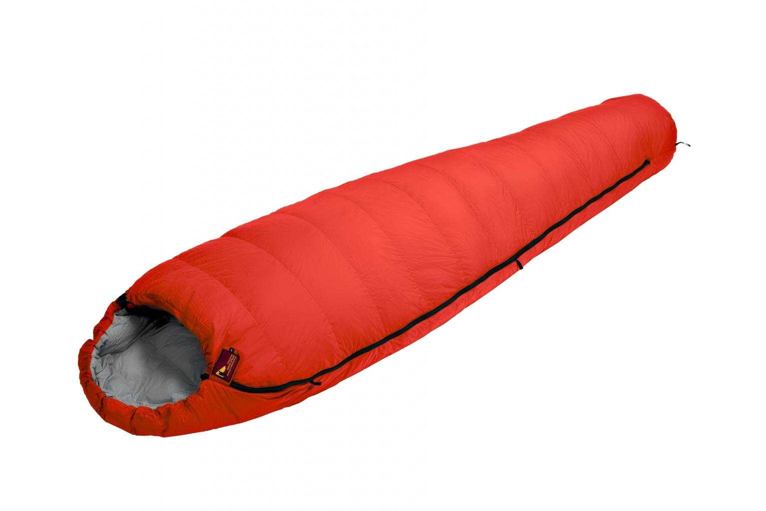 Спальный мешок BASK TREKKING 600+FP S V2 фото
