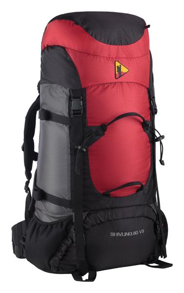 Туристический рюкзак BASK SHIVLING 80 V3 3498Рюкзаки<br>Туристический рюкзак объемом 80 литров. Один из самых легких рюкзаков для туризма, экспедиций, походов и треккинга.<br><br>Анатомическая конструкция спины и ремней: Да<br>Вентиляция спины: Да<br>Вес граммы: 2300<br>Внутренние карманы: Да<br>Внутренняя перегородка: Да<br>Возможность крепления сноуборда/скейтборда/лыж: Нет<br>Грудной фиксатор: Да<br>Карман для гидратора: Нет<br>Карман для средств связи: Нет<br>Карманы на поясе: Нет<br>Клапан: Съемный<br>Назначение: Экспедиции, туризм<br>Накидка от дождя: Да<br>Наружная навеска: На клапане, снизу и по бокам<br>Наружные карманы: Да<br>Нижний вход: Да<br>Объем л.: 80<br>Регулировка угла наклона пояса: Да<br>Светоотражающий кант: Нет<br>Система подвески: IBS<br>Ткань: 210D Robic® Triple Rip<br>Усиление: Cordura® 1000<br>Усиление дна: Да<br>Фурнитура: Duraflex®, YKK®<br>Цвет: ЧЕРНЫЙ
