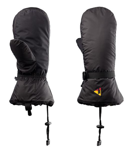 Рукавицы BASK BROOKS-D V2 6161AПерчатки и варежки<br>Рукавицы из мембранного материала с пуховым утеплителем или с утеплителем Sh Sport®<br><br>Верхняя ткань: Nylon Polyester Hipol<br>Внутренняя ткань: Advance® Ecliptic<br>Карабин для пристегивания к одежде: Да<br>Материал усиления: Nylon<br>Откидной клапан: Нет<br>Регулировка шнуром с фиксатором: Да<br>Световозвращающий кант: Нет<br>Усиление рабочей поверхности: Да<br>Утеплитель: Гусиный пух<br>Фиксация запястья: Да<br>Размер INT: M<br>Цвет: ЧЕРНЫЙ