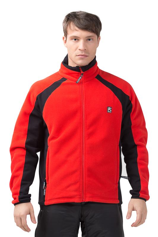Куртка BASK FORWARD Z4107Флисовые куртки<br><br><br>Боковые карманы: 2<br>Ветрозащитная планка: Да<br>Внутренние карманы: 1<br>Материал: Polartec® Thermal Pro®<br>Пол: Мужской<br>Регулировка вентиляции: Нет<br>Регулировка низа: Да<br>Регулируемые вентиляционные отверстия: Нет<br>Тип молнии: Однозамковая<br>Усиление контактных зон: Нет<br>Размер INT: S<br>Цвет: КРАСНЫЙ